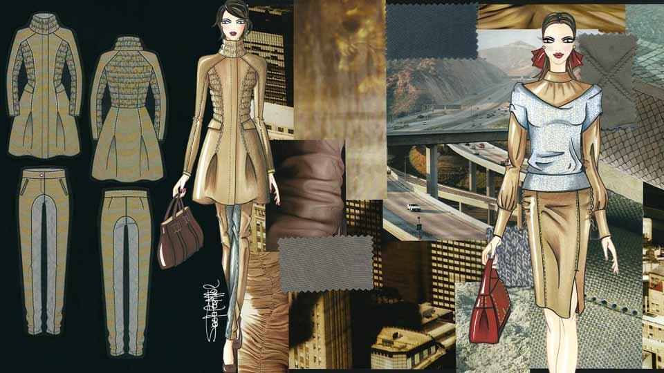 aadbf359c Bases para diseñar una colección de moda: Guía completa con imágenes ...